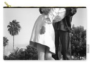 Kissing Sailor And Nurse Carry-all Pouch