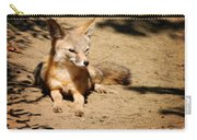 Kit Fox On Campus Carry-all Pouch