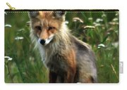 Kit Red Fox Carry-all Pouch