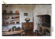 Kitchen At Chateau Villandry  Carry-all Pouch