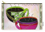 Kitchen Cuisine Rooibos Tea Party By Romi And Megan Carry-all Pouch