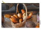 Kitchen - Food - Bread - Fresh Bread  Carry-all Pouch by Mike Savad