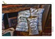 Kitchen - Food - Sugar And Salt Carry-all Pouch