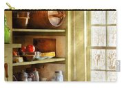 Kitchen - Kitchen Necessities Carry-all Pouch by Mike Savad