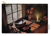 Kitchen - On A Table II  Carry-all Pouch by Mike Savad