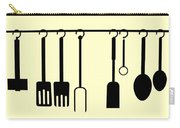 Kitchen Utensils Carry-all Pouch