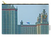 Kite Over Moscow University In Moscow-russia Carry-all Pouch