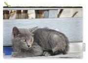 Kitten In Hydra Island Carry-all Pouch