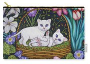 Kittens In A Basket Carry-all Pouch