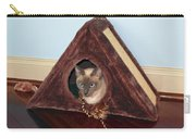 Kitty A-frame Carry-all Pouch