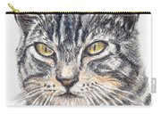 Kitty Kat Iphone Cases Smart Phones Cells And Mobile Cases Carole Spandau Cbs Art 337 Carry-all Pouch