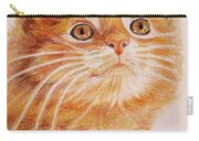 Kitty Kat Iphone Cases Smart Phones Cells And Mobile Cases Carole Spandau Cbs Art 349 Carry-all Pouch