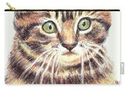 Kitty Kat Iphone Cases Smart Phones Cells And Mobile Cases Carole Spandau Cbs Art 350 Carry-all Pouch