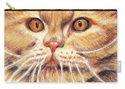 Kitty Kat Iphone Cases Smart Phones Cells And Mobile Cases Carole Spandau Cbs Art 351 Carry-all Pouch