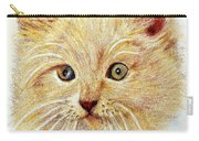 Kitty Kat Iphone Cases Smart Phones Cells And Mobile Phone Cases Carole Spandau 301 Carry-all Pouch