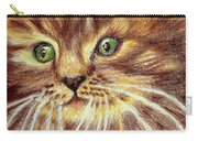 Kitty Kat Iphone Cases Smart Phones Cells And Mobile Phone Cases Carole Spandau 317 Carry-all Pouch