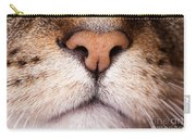 Kitty Nose  Carry-all Pouch