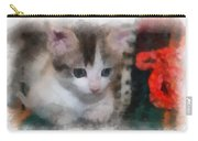 Kitty Photo Art 01 Carry-all Pouch