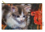 Kitty Photo Art 02 Carry-all Pouch
