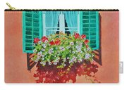 Kitzbuhel Window Carry-all Pouch