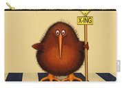 Kiwi Birds Crossing Carry-all Pouch