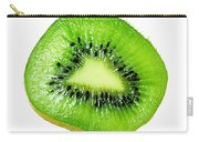 Kiwi On White Carry-all Pouch