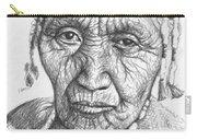 Klamath Woman Carry-all Pouch