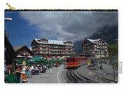 Kleine Schedegg Switzerland Carry-all Pouch