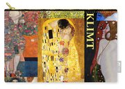Klimt Collage Carry-all Pouch