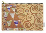 Klimt Expectation Carry-all Pouch
