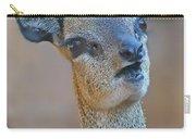 Klipspringer Portrait Carry-all Pouch