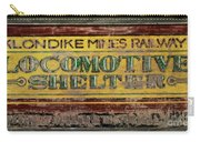 Klondike Mines Railway Carry-all Pouch
