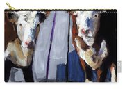 Knee Deep Carry-all Pouch by Molly Poole