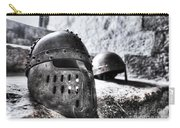 Knight Helmet Carry-all Pouch