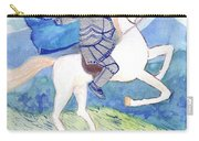 Knight Of Swords Carry-all Pouch