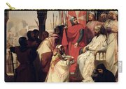 Knights Of The Order Of St John Of Jerusalem Restoring Religion In Armenia Carry-all Pouch