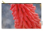 #kniphofiauvaria Carry-all Pouch