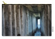 Knitter Under The Pier Carry-all Pouch
