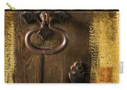 Knock At The Door Carry-all Pouch