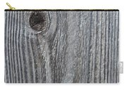 Knotty Plank #3a Carry-all Pouch
