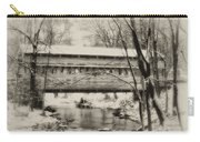 Knox Valley Forge Covered Bridge Carry-all Pouch
