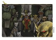 Kobold Throne Room Carry-all Pouch