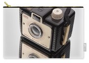Kodak Brownie Bullet Camera Mirror Image Carry-all Pouch