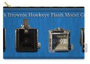 Kodak Brownie Hawkeye Camera Carry-all Pouch
