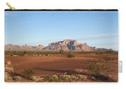Kofa Mountains With Wild Palm Trees Carry-all Pouch