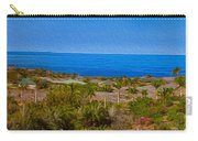 Kohala Coast Panorama Carry-all Pouch