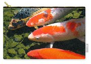 Koi 10 Carry-all Pouch