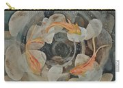 Koi Fish Garden Carry-all Pouch