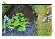 Koi Fountain Carry-all Pouch