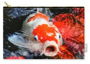 Koi Kisses Carry-all Pouch